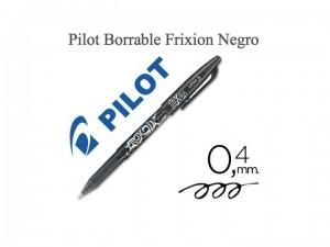 Bolígrafo borrable