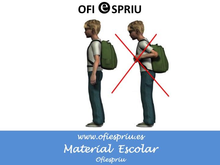 Dolor de espalda niños
