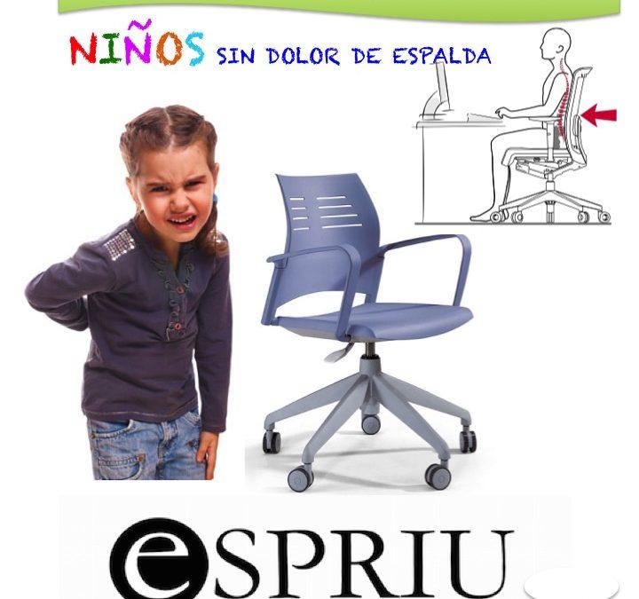 Dolor de espalda en niños